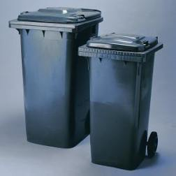Picture of wheelie bins